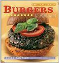 Cookbook on hamburger meat