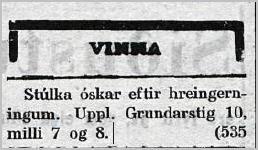 Visir198.tbl.0910_1923_Stulka_hreingern