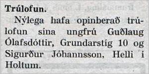 Vísir259tbl.02.11.1927_trulofun