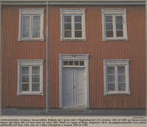 Þingholtsstræti 12,  Hannes Hafstein og hús skáldsins, grein Guðjóns Friðrikssonar í Lesbók Mbl. 1988