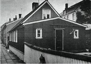 Þingholtsstræti 13, Töfrarnir höfðu gripið - 1978