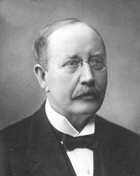 Jón Magnússon fyrrv. forsætisráðherra. Mynd af Wikipedia Commons
