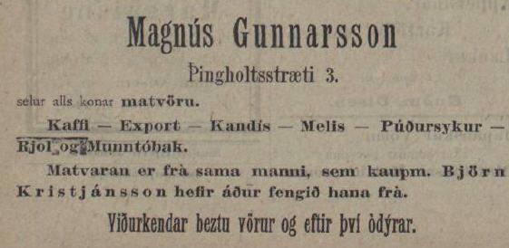 Augl. Ísafold 21.07.1906