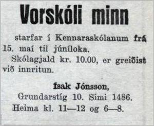 Mbl.101tbl.04.05.1929_Isak_Jonsson