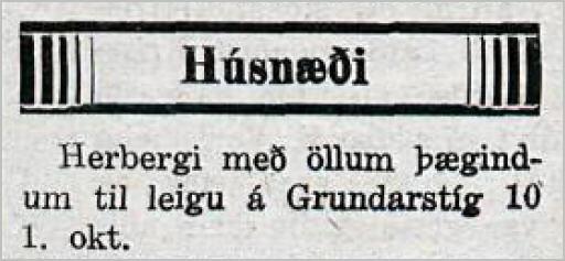 Nýja-dagblaðið225tbl.23.09.1934_Herbergi-leiga
