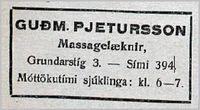 Massagelæknir