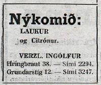 Ingolfur