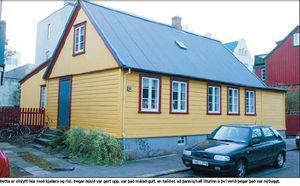Þingholtsstræti 13, Fagra Reykjavík 2008