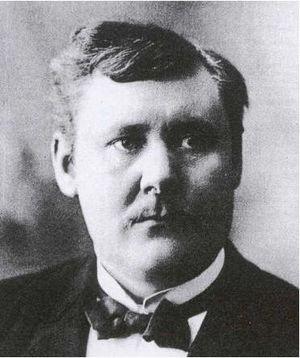 Þorsteinn Gíslason - mynd af Wikipedia commons