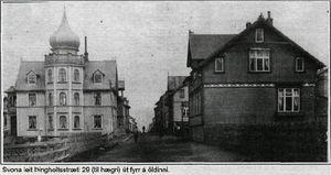 Þingholtsstræti 29, Þjóðviljinn 01.11.1990