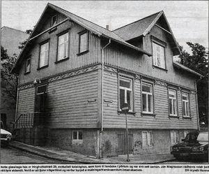 Þingholtsstr.29 Visir -  DV 10.07.91 ljosm. Hanna