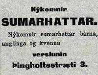 Augl. Mbl. 27.04.1921