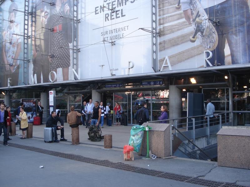 006 París Gare Montparnasse