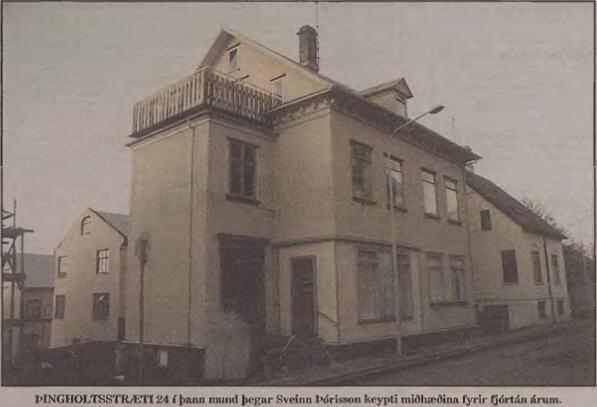 Þingholtstræti 24, Mbl. 28. okt. 1997