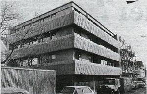 Þingholtsstræti 27, Þjóðviljinn  21. april 1983. Ljósm. Atli