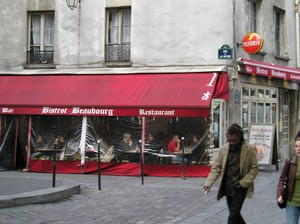 Veitingastadur-Paris