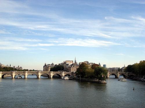 París, île de la Cité - Signa