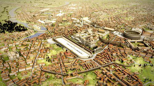 Rome-reborn