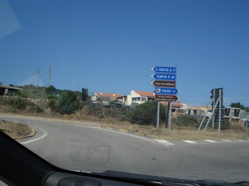 Ferðast á bílaleigubíl á Sardiníu