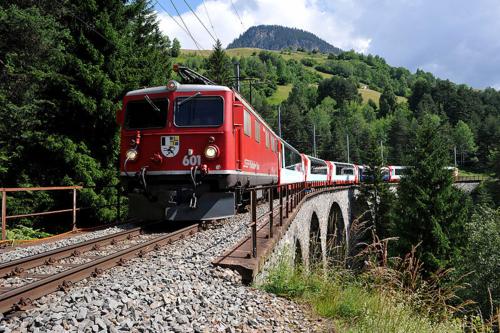 Glacier Express Sviss