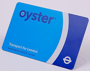 Oyster-kort London