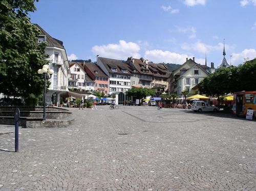 Borgin Zug, Swiss