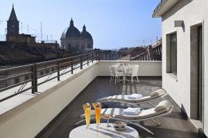 Hotel UNA Rom