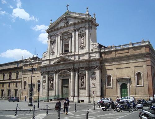 Santa Susanna, Róm