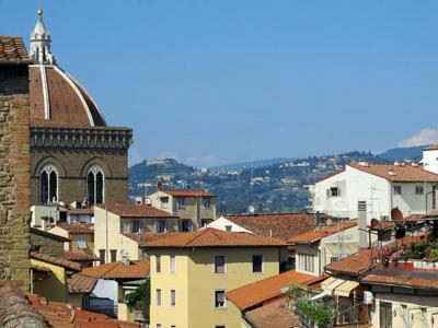 Fiesole, Toskana