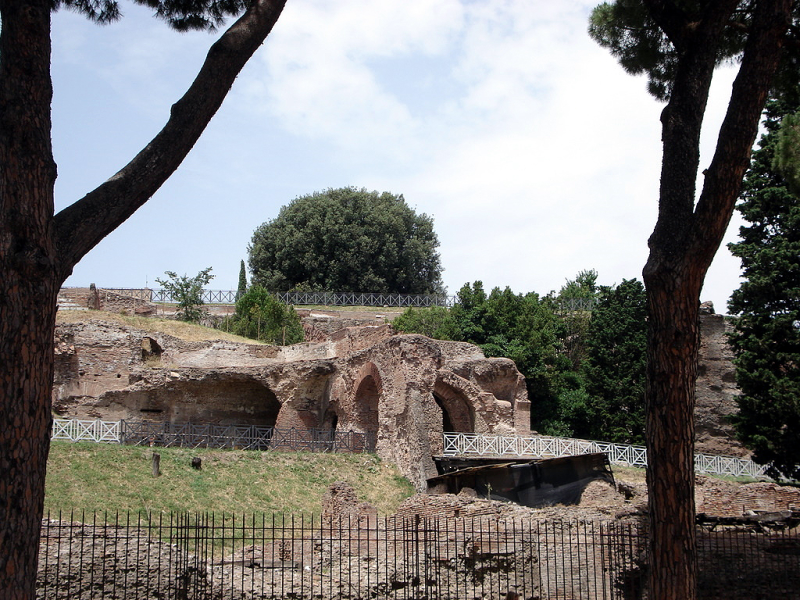 Róm - Foro Romano