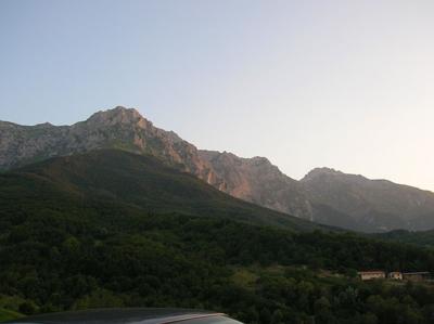 Frá héraðinu Abruzzo