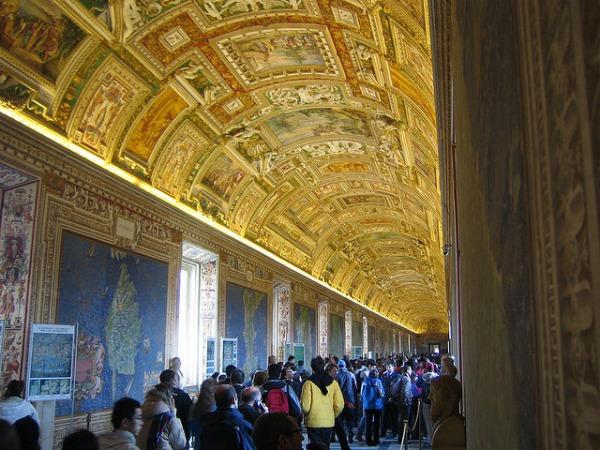 Vatíkansöfnin í Róm