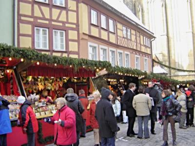 Rothenburg jólamarkaður