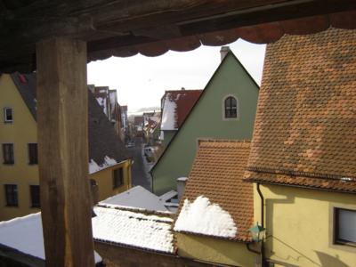 Rothenburg-bakdyrnar